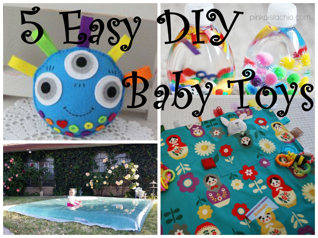 5 best easy diy baby toys made with mum for Easy diy toys